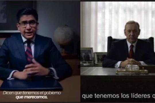 nncMX :: Plagia ex Edil... ¡a Frank Underwood! - nnc.mx