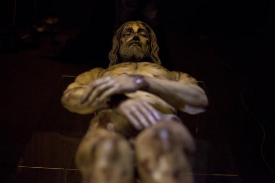 Exposición sobre la Sábana Santa en Málaga - DiarioSur.es. Foto 1 ... - diariosur.es