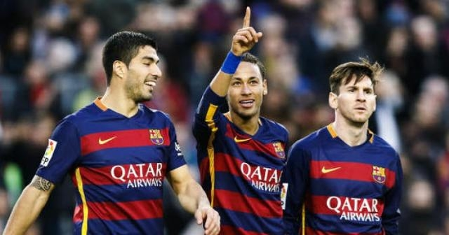 FC Barcelone : La MSN une attaque redoutable.