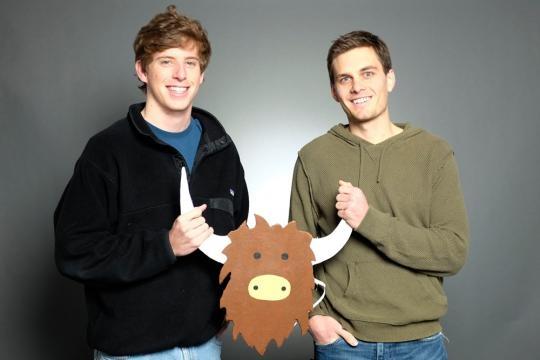 Tyler Tyler Droll e Brooks Buffington