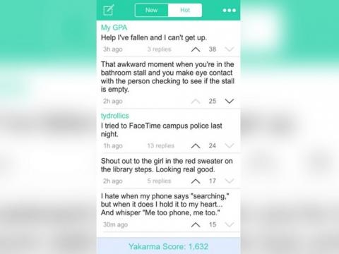 Why These Secret Messaging Apps Can Make High School a Nightmare ... - go.com