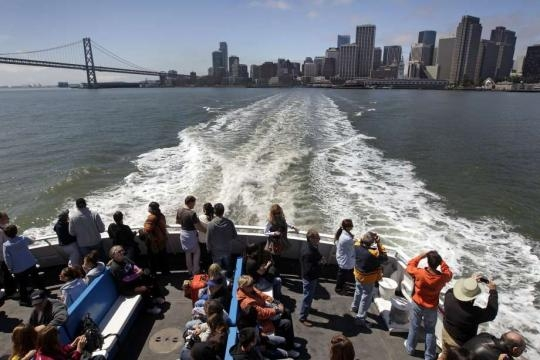 $4 million grant to expand San Francisco Bay ferry service Image source BN library