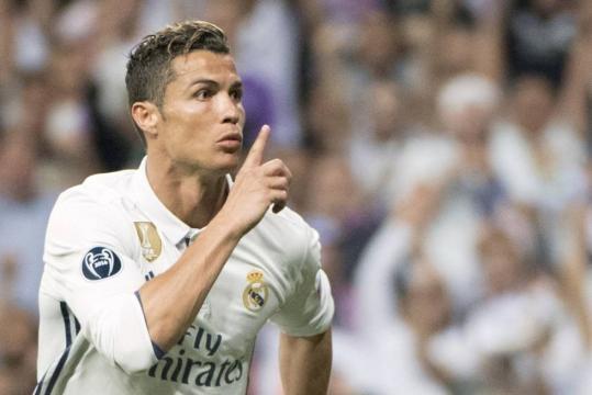 Cristiano Ronaldo. Imagen: elpais.com