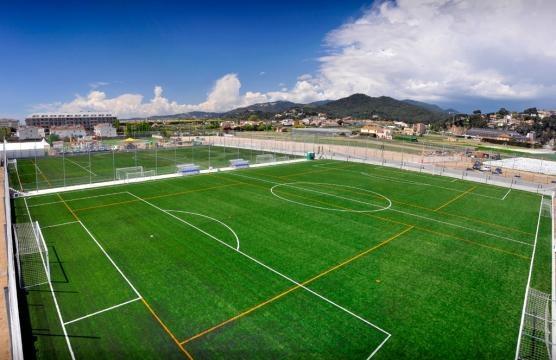 Fútbol Project, dos campos de fútbol en Santa Susanna, Barcelona - aquahotel.com