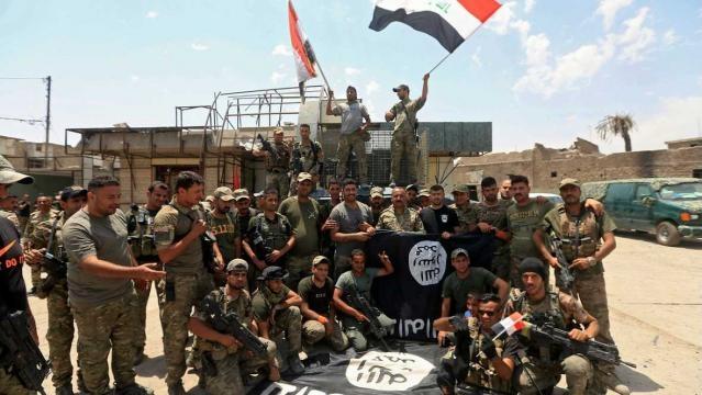Irak anuncia que Mosul ha sido liberada del Daesh, Radio 5 ... - rtve.es