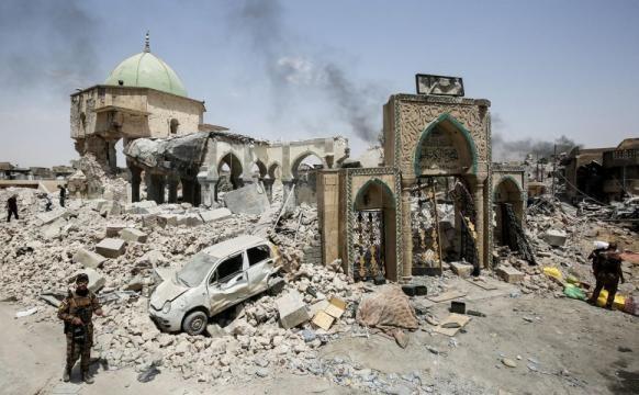 Mosul, próxima a ser liberada totalmente del Estado Islámico ... - com.py