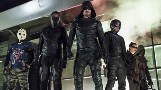 Arrow season six is coming this october