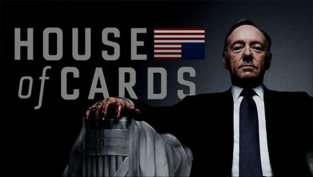 House of Card-Frank Underwood blood