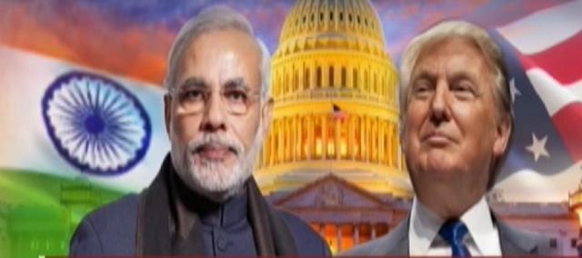 Modi-Trump likely to make joint strategy against terrorism via YouTube/Zee News