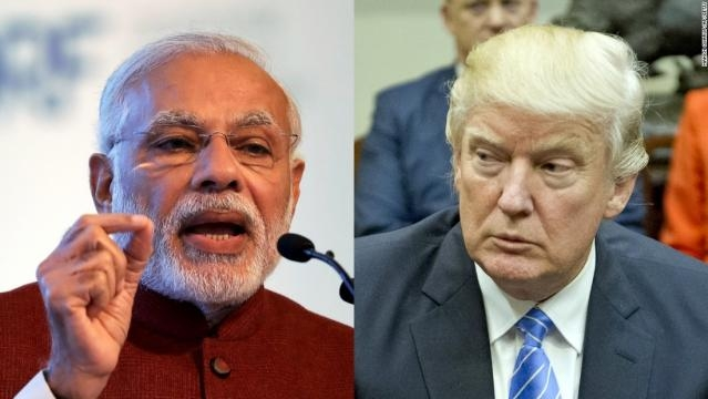 Modi-Trump likely to make joint strategy against terrorism