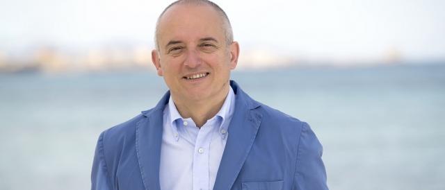 Pietro Savona, l'unico candidato sindaco di Trapani rimasto in corsa per il ballottaggio