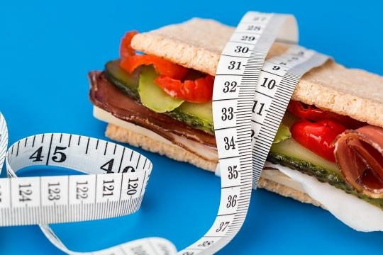 Weight loss results are about timing | Photo via Pixabay