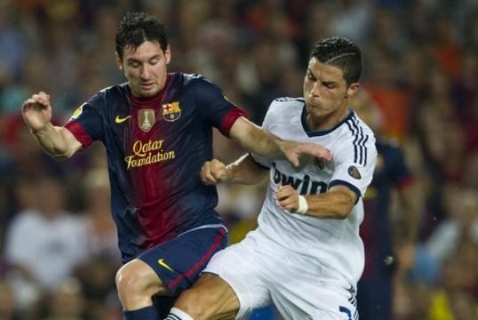 El mejor: Cristiano Ronaldo volvió a pasarle por encima a Messi y ... - elintransigente.com