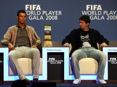 Messi y Ronaldo hacen opinar al mundo del fútbol - com.ar