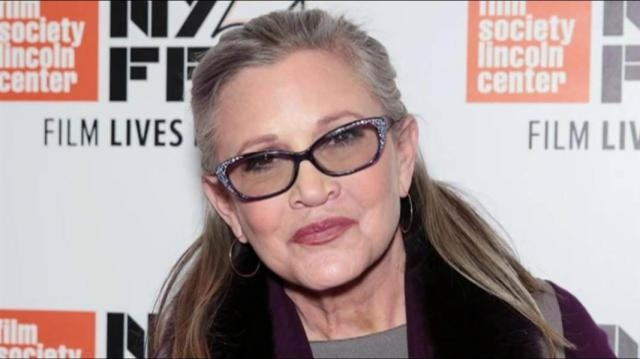 Star Wars' Actress Carrie Fisher Suffers Heart Attack on a Plane ... - nbcnews.com