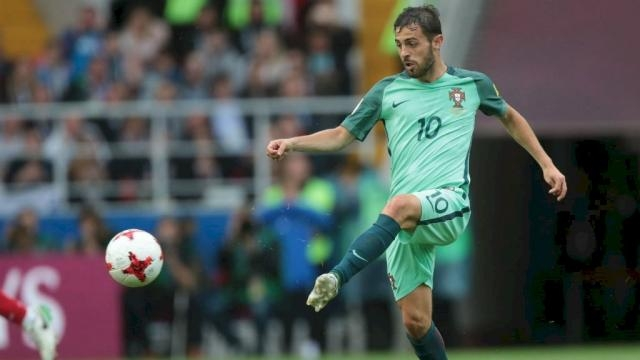 Bernardo Silva stars as Portugal beat Russia - mancity.com