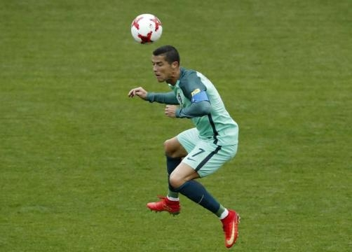 Ronaldo heads Portugal to 1-0 win over Russia at Confed Cup - SFGate - sfgate.com