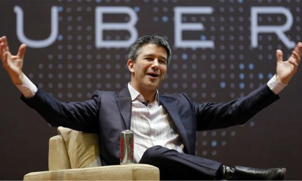Uber CEO Travis Kalanick resigns under investor pressure - malaysiakini.com