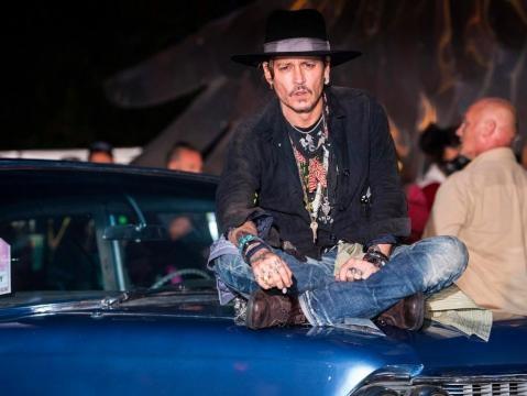 Johnny Depp jokes about killing Trump - Business Insider - businessinsider.com