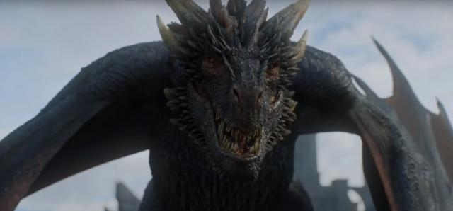 los dragones de daenerys tendrán mucha acción