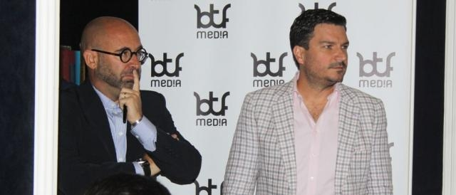 ORIOL URIA (Partner & CEO BTF España) y FRANCISCO CORDERO (Founder & CEO Global BTF)