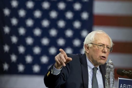 Bernie Sanders: America is 'drifting toward authoritarianism ... - khou.com