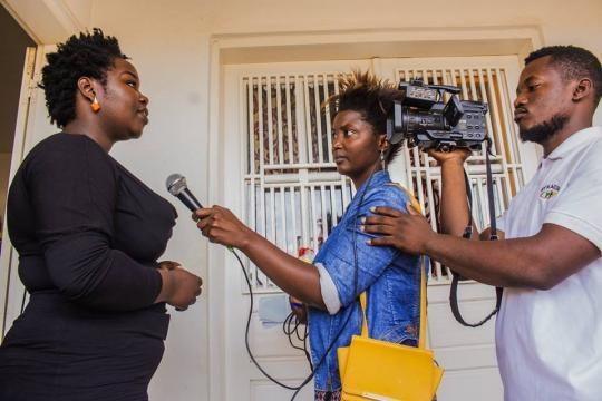 Interviews des organisateurs du Festival