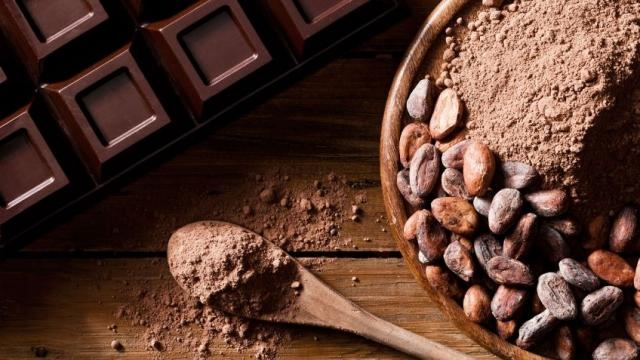 Chocolate meio amargo é anti-oxidante.