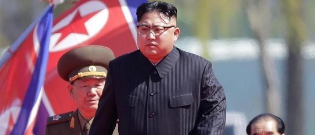 Il dittatore della Corea del Nord, Kim Jong-un