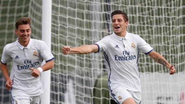 Francisco Feuillassier, el argentino que la rompe en Real Madrid | Foto de: TYCsports