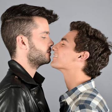 Jonah (al que da vida Sergi Martínez) y Fran (interpretado por Ricard Balada) vivirán una historia de amor destructiva.