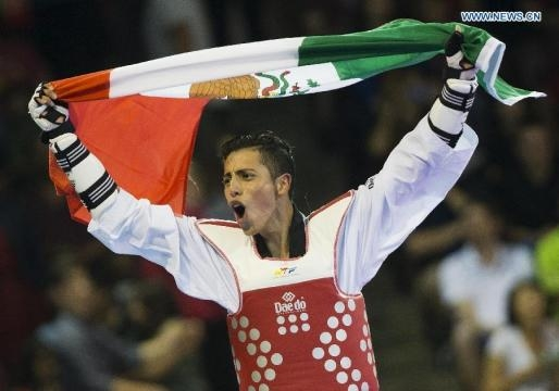 Carlos Navarro aspira a ganar medalla en Río 2016, en tae kwon do ... - vocesdelperiodista.mx