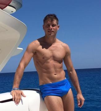 Gabriele Rossi sarà in vacanza con Gabriel Garko?