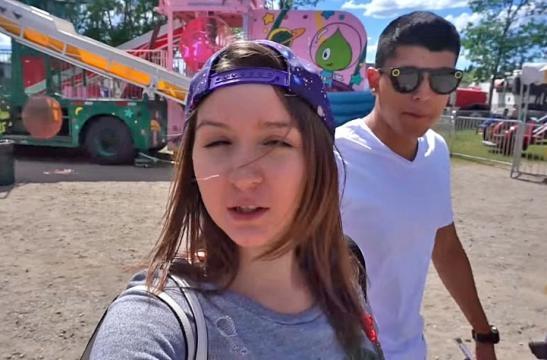 Monalisa Perez and Pedro Ruiz III (Image Credit: La MonaLisa/Youtube)