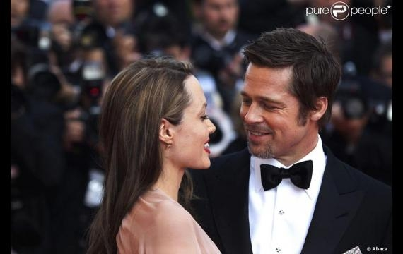 Angelina Jolie, toujours resplendissante... - purepeople.com