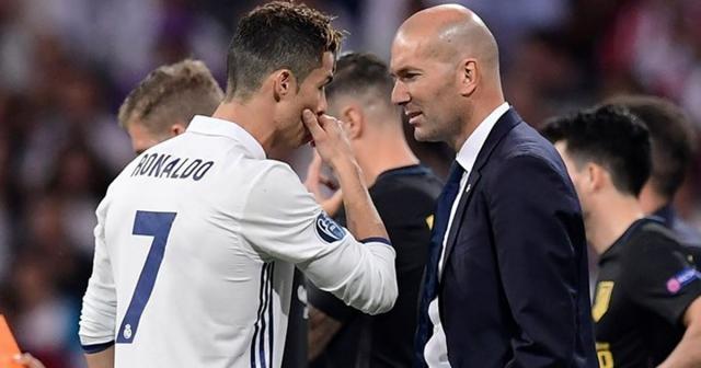 Cristiano Ronaldo e Zidane da record | Fox Sports - foxsports.it