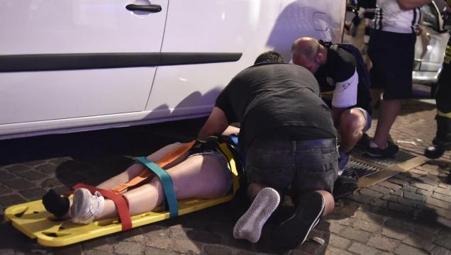 Diversi interventi dell'ambulanza: 200 i feriti