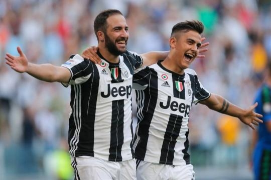 Juve-Sassuolo 3-1: Higuain doppietta, segna anche - gazzetta.it