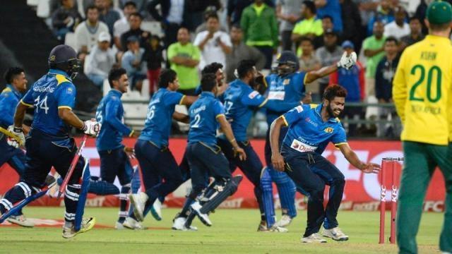 Sri Lanka claim T20 series vs South Africa in AB de Villiers ... - hindustantimes.com