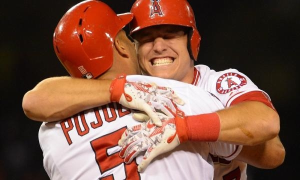 Albert Pujols on streaking Angels and Mike Trout ... - usatoday.com