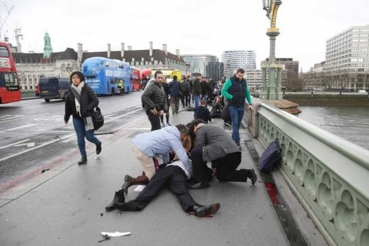 London attack: At least four dead, 40 injured after terrorist ... - net.au