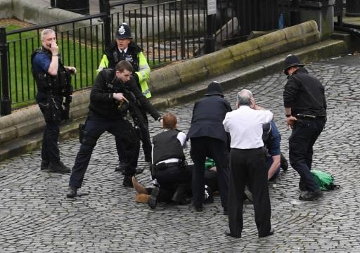London terror attack condemned by Theresa May as British-born ... - thesun.co.uk