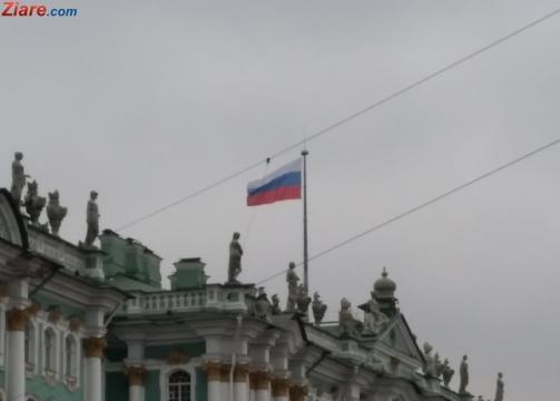 Fotografia zilei: O torpila a Rusiei a ajuns pe o plaja a unui ... - business24.ro