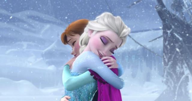 Frozen original ending revealed for first time - ew.com
