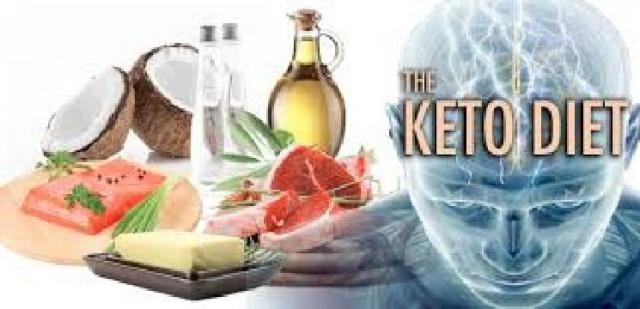 Foods for Keto diet: Common use by Courtesy illustration