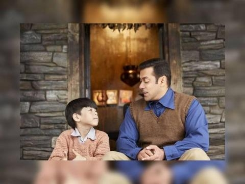 Matin Rey Tangu was chosen from over 1000 kids for Salman Khan's ... - indiatimes.com
