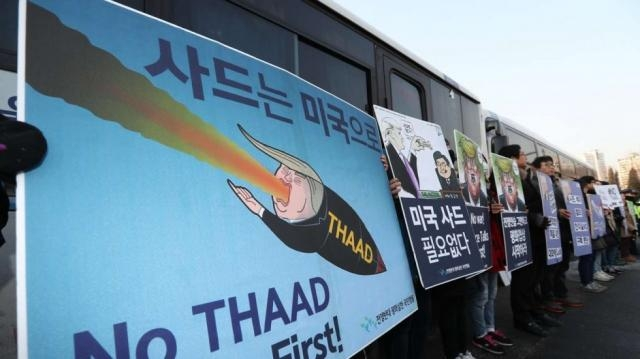 China's response to THAAD does not warrant South Korean action ... - scmp.com