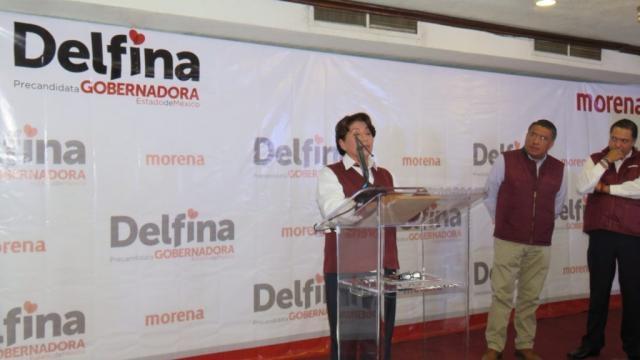 DELFINA GÓMEZ, DICE QUE NO HACE PROMESAS, PERO CUMPLE – Nuestra Zona - nuestra-zona.com