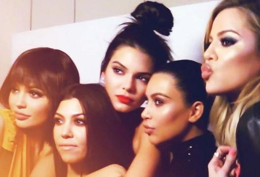 'KUWTK' cast Kendall & Kylie Jenner, Khloe, Kourtney & Kim Kardashian / Photo via 'KUWTK' , Facebook