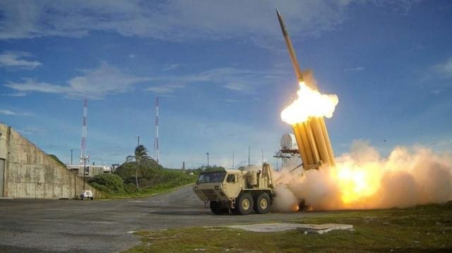 South Korea: no delay for THAAD missile deployment, despite ... - YouTube (CGTN) screenshot